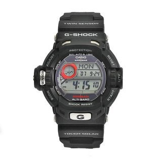 Casio Men's G9200-1 G-Shock Black Resin Watch