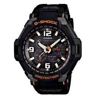Casio Men's G1400-1A G-Shock Black Digital Watch