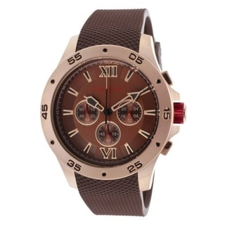 Red Line Men's RL-60033 'Spark' Brown Watch