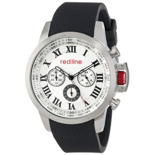 Red Line Men's RL-60038 'Ignite' White Dial Watch