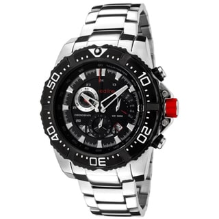 Red Line Men's RL-90008-BB-11 'Racer' Black Watch
