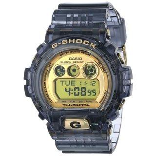 Casio Men's GDX6900FB-8 G-Shock Gold Dial Watch