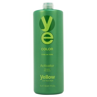 Alfaparf Yellow Color Tone on Tone 33.81-ounce Activator