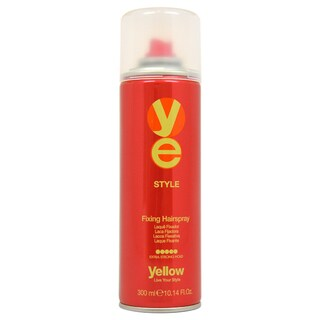 Alfaparf Yellow Extra Strong Hold Style Fixing 10.14-ounce Hairspray