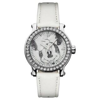 Ingersoll Disney 'Minnie' White Polyurethane Watch