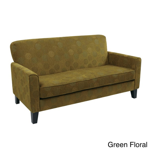 Office Star Products Sierra Loveseat
