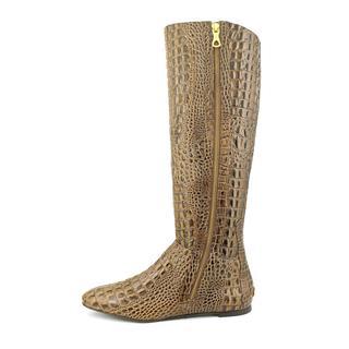 BCBG Max Azria Women's 'Adeline' Animal Print Boots