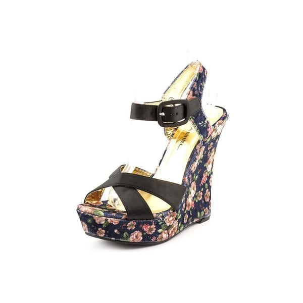 C Label Women's 'Nancy-1A' Synthetic Dress Shoes