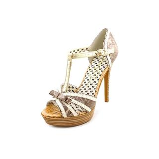 Jessica Simpson Women's 'Britt' Leather Sandals