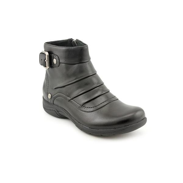 Clarks Women's 'Christine Club' Leather Boots - Wide