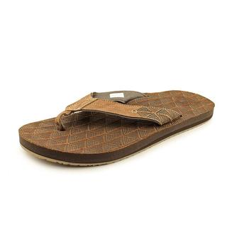 Sanuk Men's 'Tonga' Leather Sandals
