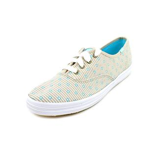 Keds Women's 'CH TS Dot Line' Canvas Athletic Shoe (Size 6.5 )