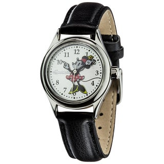 Ingersoll Disney 'Petite Minnie' Black Watch