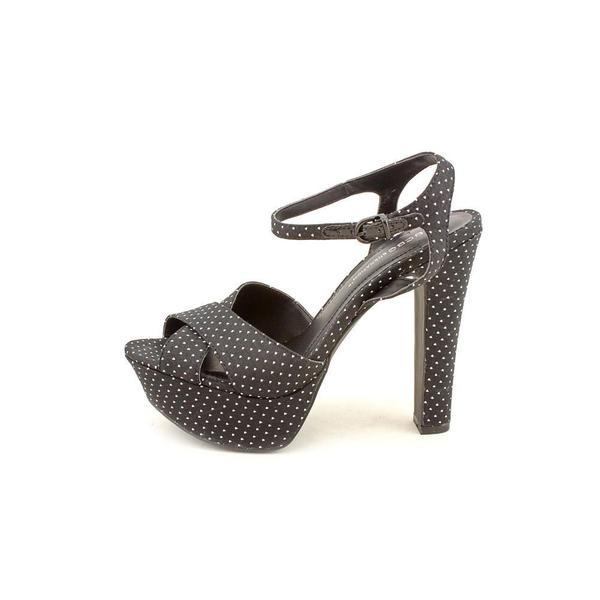 BCBGeneration Women's 'Patrizia' Fabric Sandals