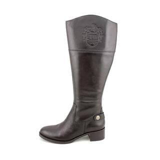 Etienne Aigner Women's 'Chip' Leather Boots