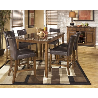 Signature Design by Ashley Lacey Rectangular Dining Room Counter Table