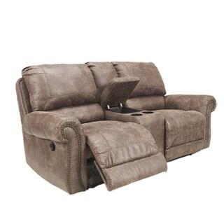 Design By Ashley Furniture Oberson Gunsmoke Double