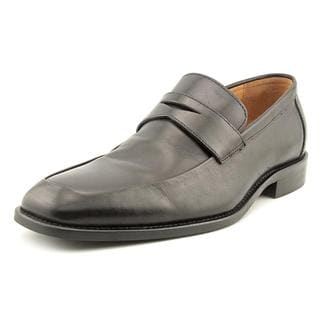 Johnston & Murphy Men's 'Knowland Pny' Leather Dress Shoes (Size 10.5 )