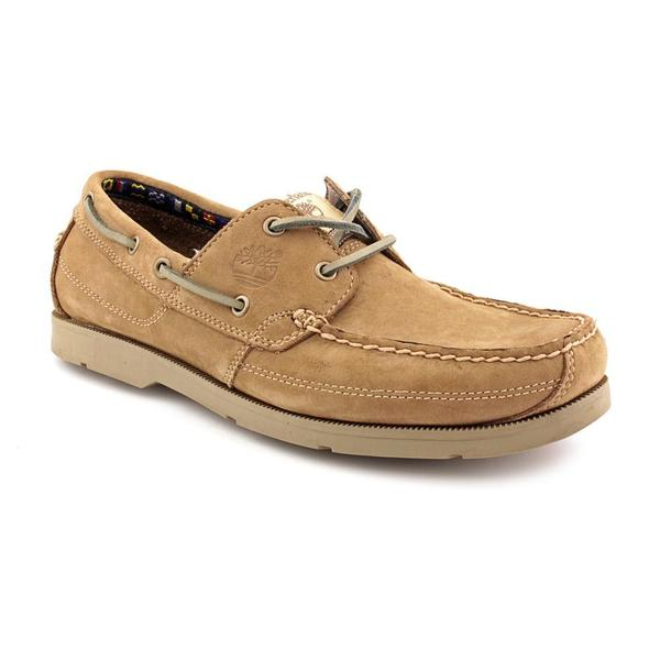 Timberland Earthkeepers Men's 'Kia Wah Bay' Nubuck Casual Shoes (Size 9 )