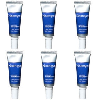 Neutrogena Ageless Intensives Deep Wrinkle Eye Cream (Pack of 6)