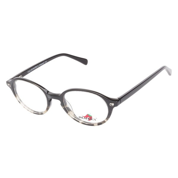 Jalapenos Call Me Maybe Black Prescription Eyeglasses