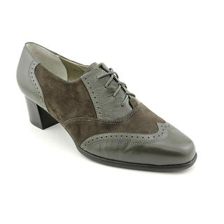 Ros Hommerson Women's 'Nellie' Leather Dress Shoes - Narrow (Size 6 )