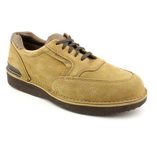 Eva-Tech Men's 'Tumbled' Leather Casual Shoes - Narrow (Size 9 )