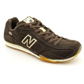 New Balance Women's 'CW442' Regular Suede Athletic Shoe - Wide (Size 5 )