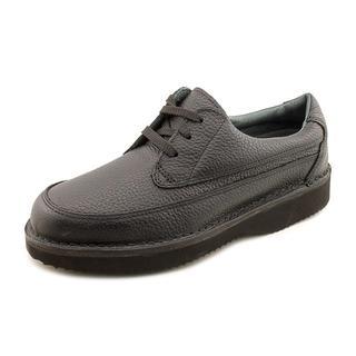 Walkabout Men's 'Lace Walker' Leather Athletic Shoe - Narrow (Size 12 )