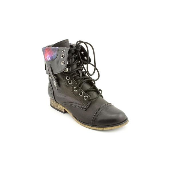 Mix No 6 Women's 'Peek' Faux Leather Boots