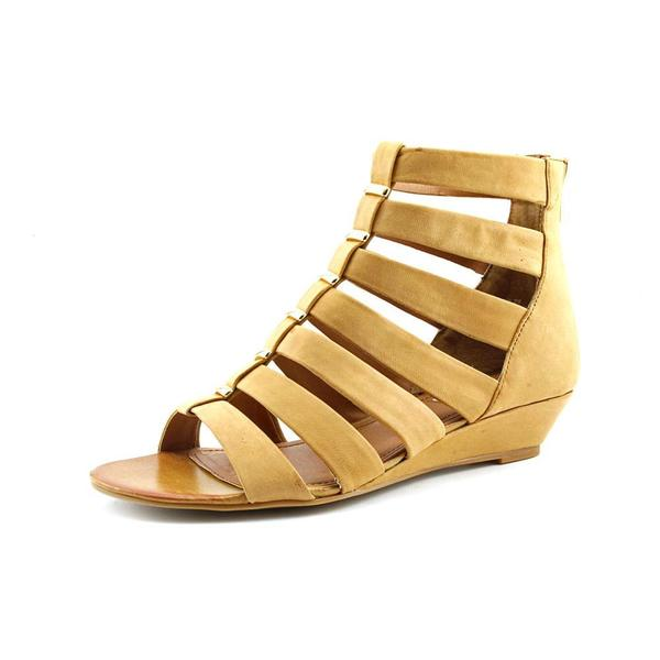 Steve Madden Women's 'Bransonn' Leather Sandals (Size 8.5 )