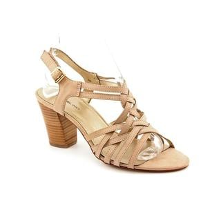 Bandolino Women's 'Kitchie' Leather Sandals