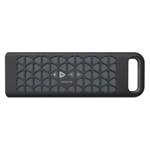 Creative MUVO 10 Speaker System - Wireless Speaker(s) - Black