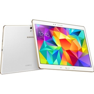 "Samsung Galaxy Tab S SM-T800 16 GB Tablet - 10.5"" - Wireless LAN - Sa"