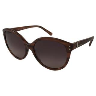 Valentino Women's V626S Round Sunglasses