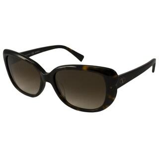 Valentino Women's V644S Cat-Eye Sunglasses