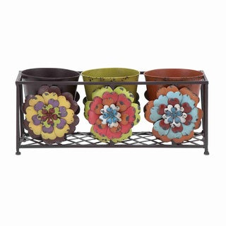 Multi-Color Horizontal Plant Stand