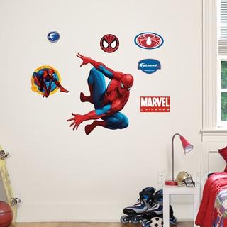 Fathead Jr. Spider-Man Wall Decals