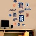Fathead Jr. Detroit Tigers Logosheet Wall Decals