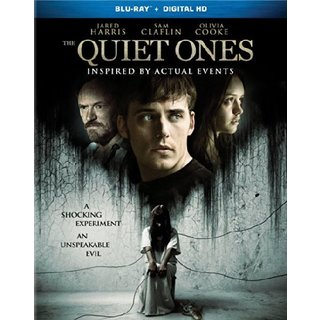 The Quiet Ones (Blu-ray Disc)
