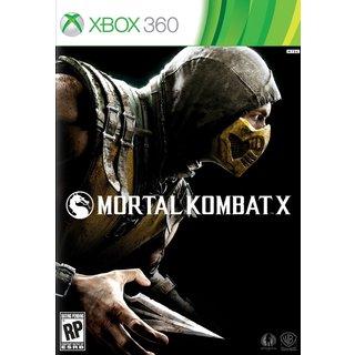 Xbox 360 - Mortal Kombat X