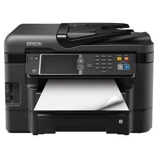 Epson WorkForce WF-3640 Inkjet Multifunction Printer - Color - Photo