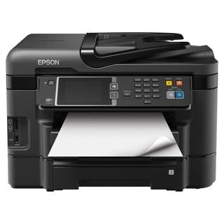 Epson WorkForce WF-3640 Inkjet Multifunction Printer - Color - Photo