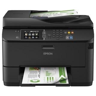 Epson WorkForce Pro WF-4630 Inkjet Multifunction Printer - Color - Pl