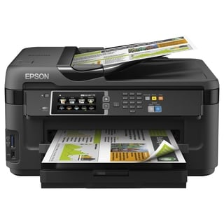 Epson WorkForce 7610 Inkjet Multifunction Printer - Color - Photo Pri
