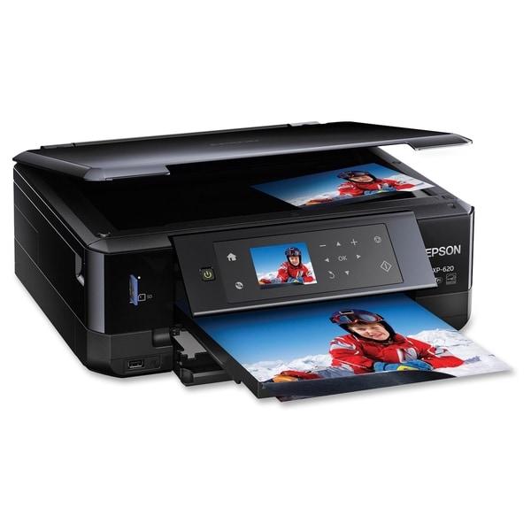 Epson Expression Premium XP-620 Inkjet Multifunction Printer - Color
