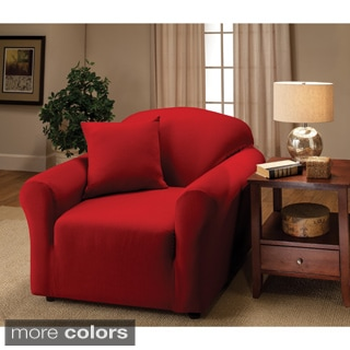 Stretch Jersey Chair Slipcover in 14 colors