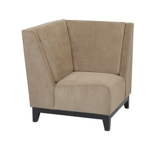 Office Star Products Merge Corner Chair for Sectional