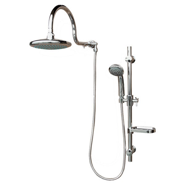 pulse aqua rain shower system 16311491