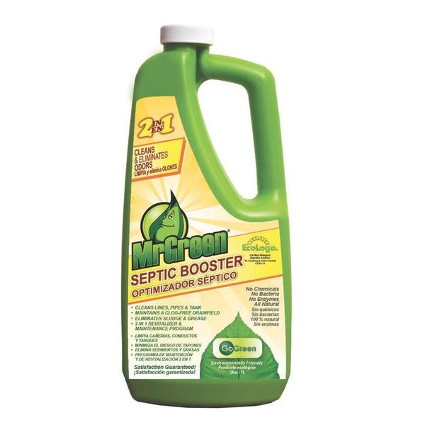 MrGreen 34-ounce Septic Booster